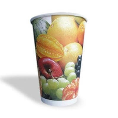 Juice Cup With Lid | 250 ML Image