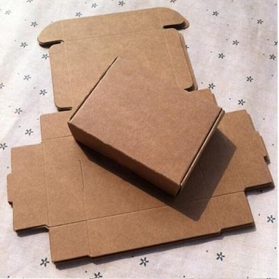 PAPER BOX BROWN Color Bangalore for packing