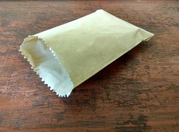 Paper Bag Brown Kraft | 9 CM X 14 CM | 50 GRAM Image