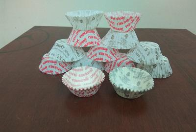 Cup Cake Wrapper Image