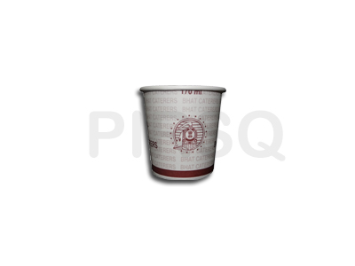 Paper Cup | Single Coated | 170 ML Image