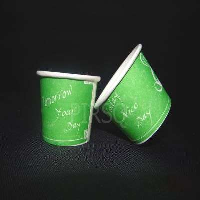 Paper Cup | Slim Cup | 70 ML Image