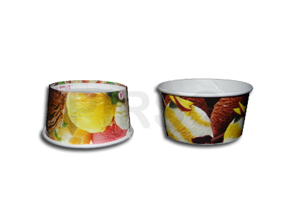 Ice Cream Paper Cup | 100 ML Image