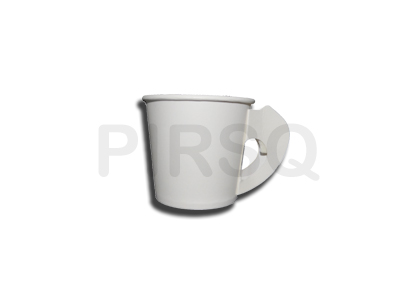 Tea Cup With Handle | 150 ML Image
