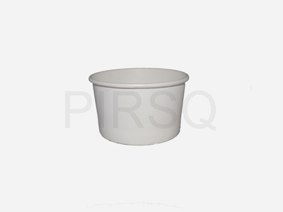Paper Container with Paper Lid | 300 ML Image