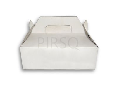 Cake Box With Handle | 1 KG Image