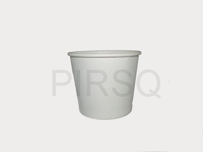 Paper Container With Lid | 1 Litre Image