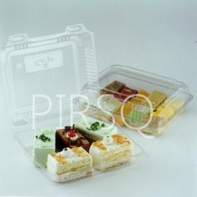 Plastic Pastry Tray | Big Image