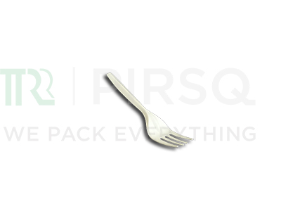 "Biodegradable Fork | 6"" Image"