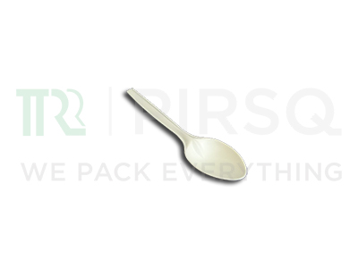 "Biodegradable Spoon | 6"" Image"