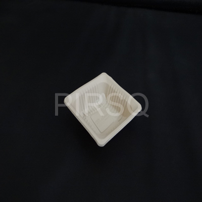 Biodegradable Square Bowl | 150 ML Image