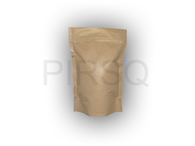 "Stand Up Paper Pouch | W - 6"" X H - 9"" Image"
