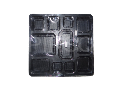 Meal Tray With Lid | 11 Compartment  Image