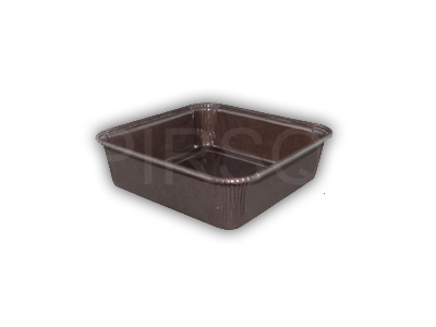 "Bake & Serve Tray | W - 4"" X L - 4"" X H - 1.5"" Image"
