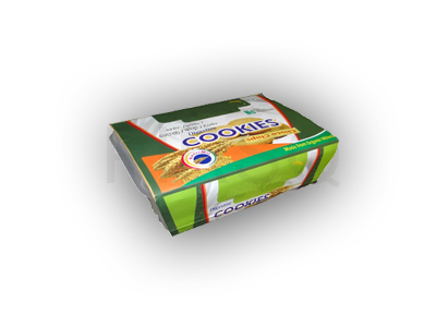 Cookie Container With Lid | 100 Gram Image