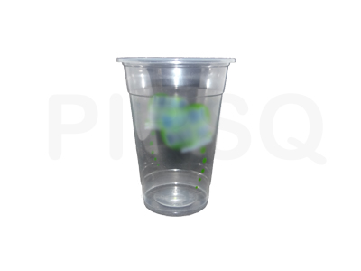 Plastic Glass 500 ML Image