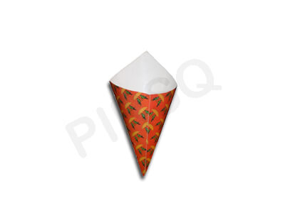 Paper Cone French Fries Pouch | Large Image