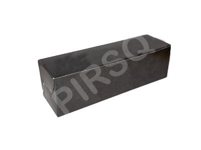 "Roll Box With Logo | W-2.5"" X L-8"" X H-2.5"" Image"