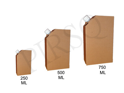 Chai Flask | Sample Set | 250 ML | 500 ML | 750 ML Image