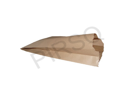 Paper Bag With Logo | W-45 CM X L-18 CM Image