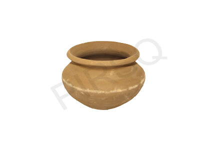 Biryani Clay Pot | Matka | 800 ML Image