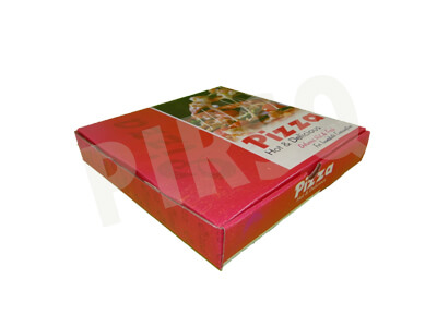 Pizza Box | 9 INCH Image