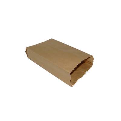 Brown Paper Bag | kraft | L-22 CM X W-9 CM X G-5 CM Image