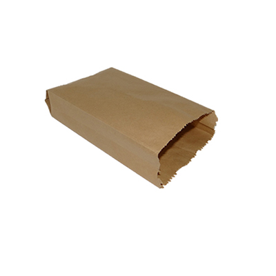 Brown Paper Bag | kraft | L-25 CM X W-14 CM X G-5 CM Image