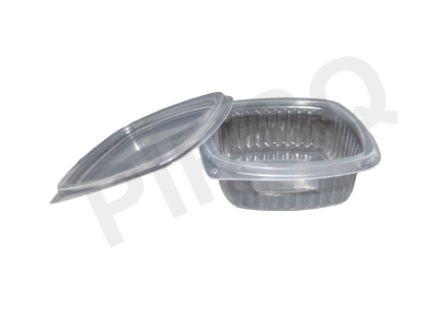 SNACKS CONTAINER WITH LID | Q-TUB | 250 ML Image