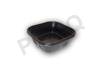 "BAKE & SERVE TRAY | W - 6"" X L - 6"" X H - 2""  Image"