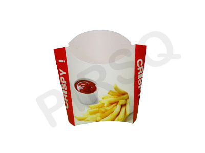 FRENCH FRIES POUCH | Large Image