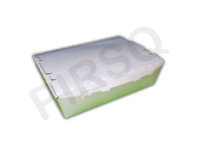 White Paper Box | Food Grade| 500 Gram Image