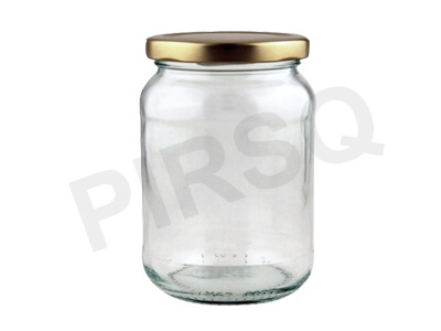 Glass Jar With Lid | 1 Litre Image