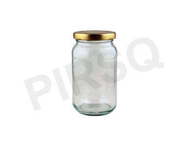 Pickle Jar With Lid | 200 Gram Image