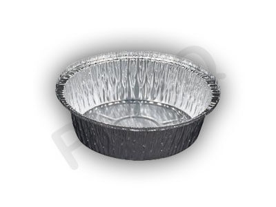 Aluminium Food Container | Round | 660 ML Image