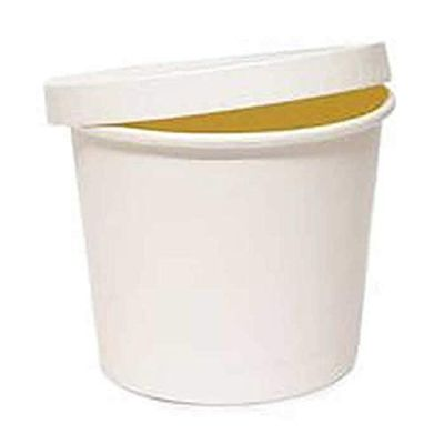 Paper Container with Paper Lid | 750 ML Image