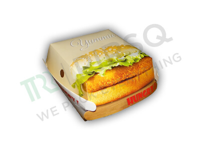 Good Quality Burger Box | Regular | Image