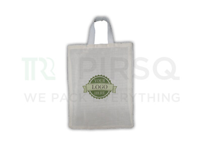 "Cloth Carry Bag | W-9"" X H-13.5"" Image"