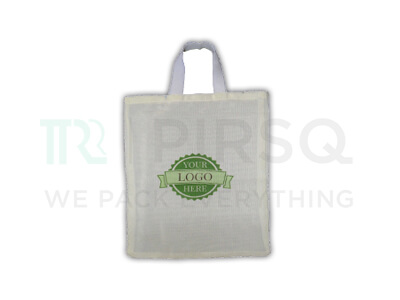 "Vegetable Shopping Bag | W-13"" X H-19"" Image"