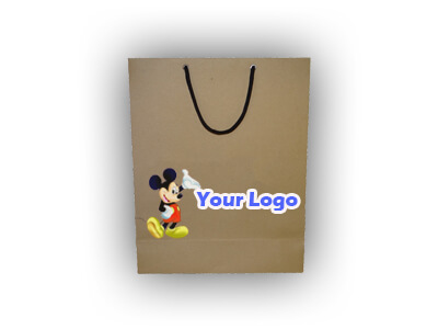 Celebration Paper Bag With Handle Image