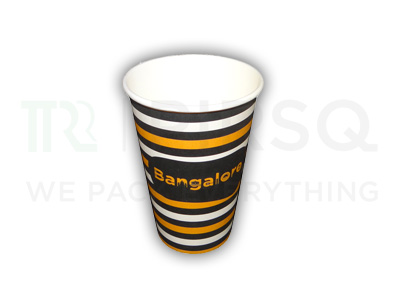 Tall Paper Cup With Logo | Venti | 450 ML Image