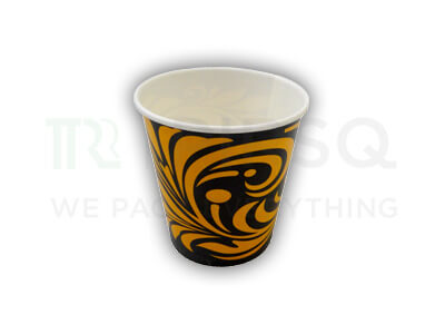 Paper Cup | With Logo | 170 ML Image