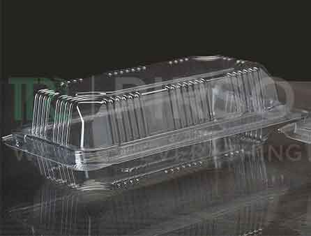 Hinged Cake Box | Oracle | 250 Grams Image
