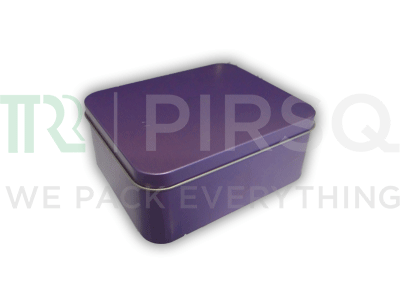 Tin Container | Jewelry Packaging Box Image