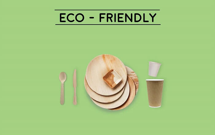 Eco-Friendly Areca